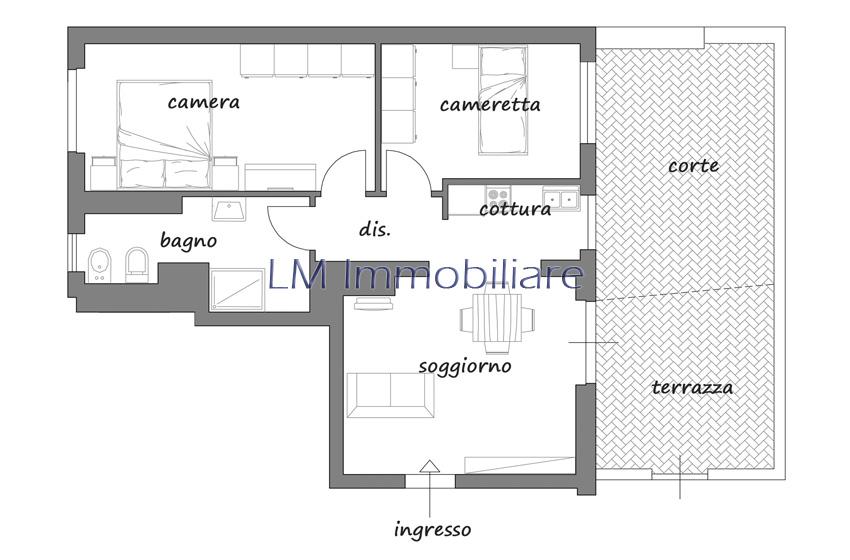 Appartamento Guercio – V642-6