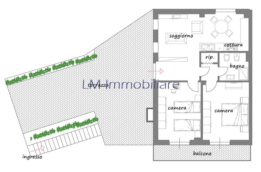 Appartamento Guercio – V642-5