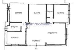 50 Planimetria Appartamento 1