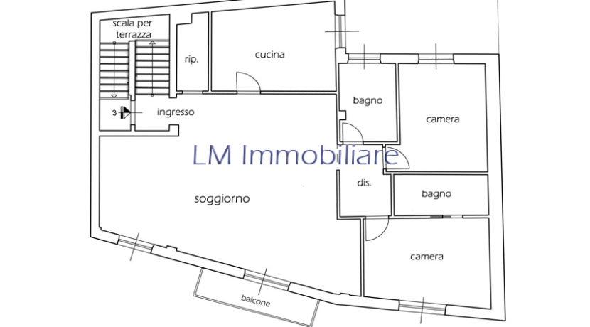 V755 c Planimetria Appartamento