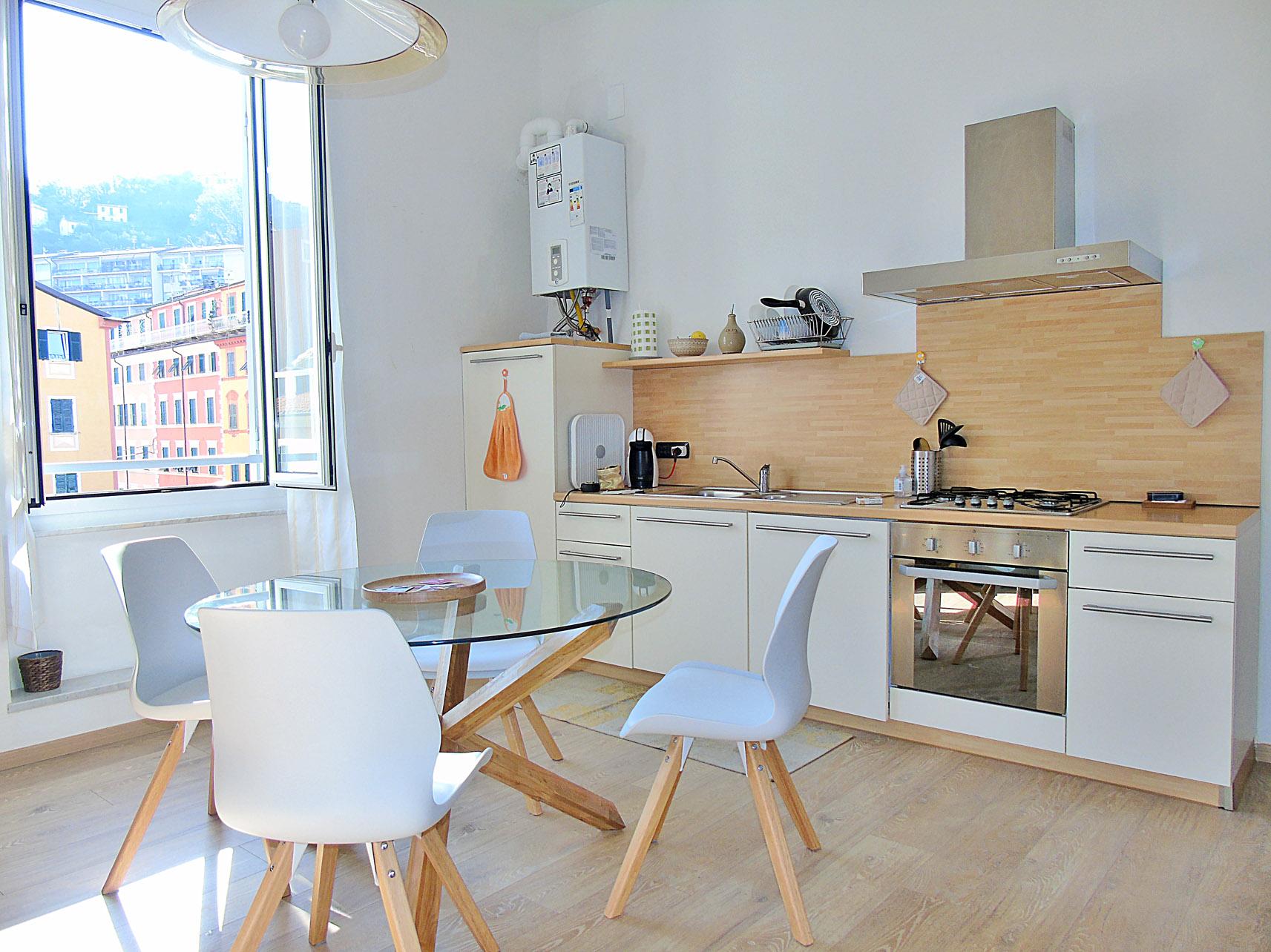 Appartamento affitto Lerici – LA223