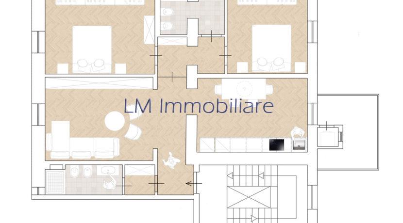 02 Appartamento A1 Arredato