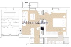 04 Appartamento B1 Arredato