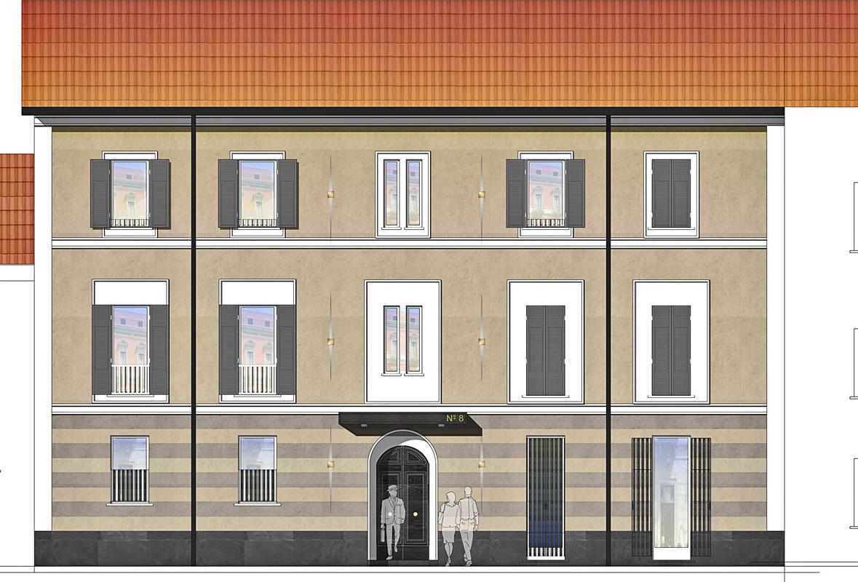 Appartamento Sarzana – V786 a