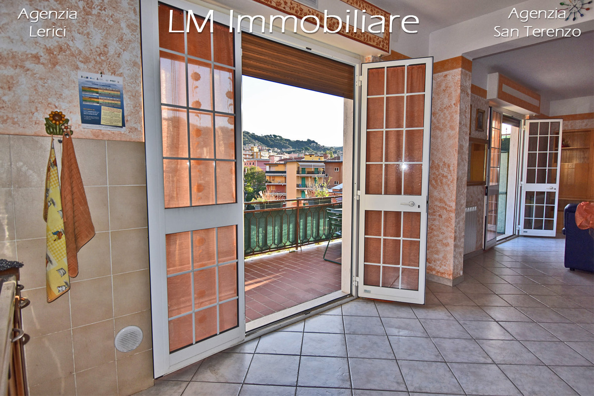Appartamento San Terenzo – S343
