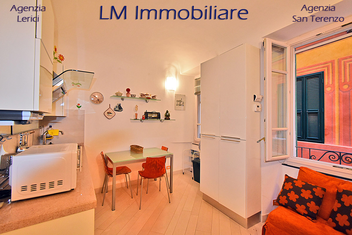 Rent apartment Lerici – LA013