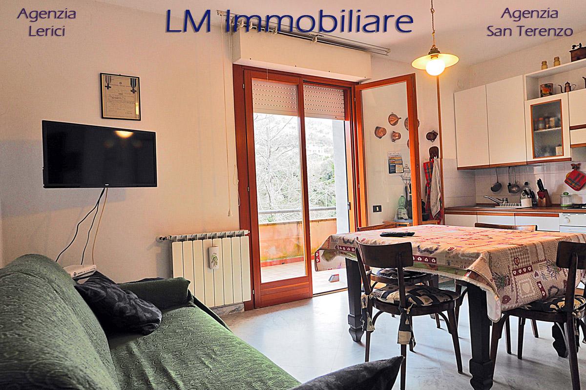 Appartamento affitto San Terenzo di Lerici SA353