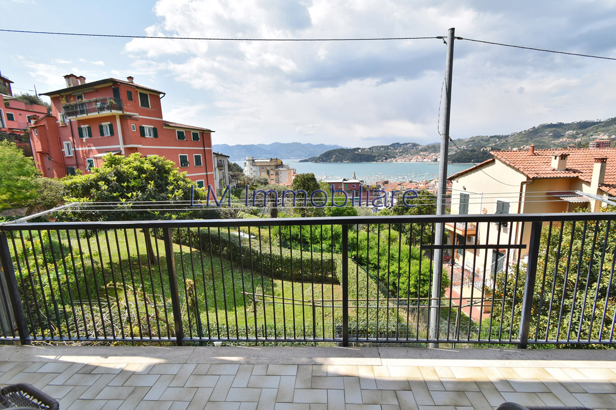 Appartamento Lerici – L266